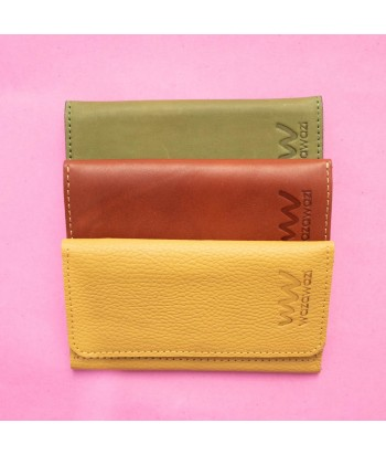 AWINO WOMEN'S LEATHER WALLET