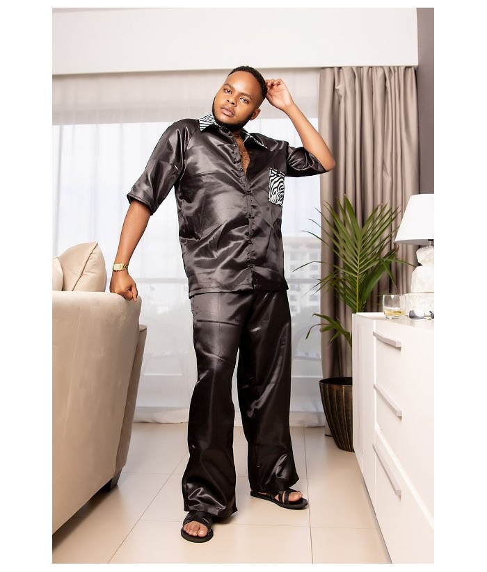 FEIZAL 2 piece Men's Loungewear Set