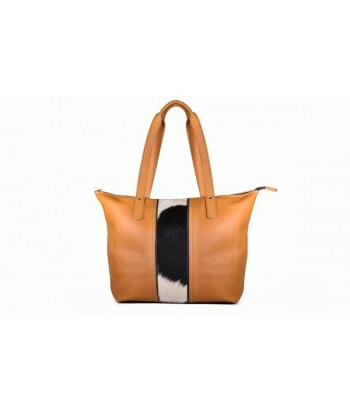 Amina Leather Tote Bag