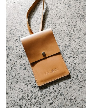 The Asi Pouch - Tan