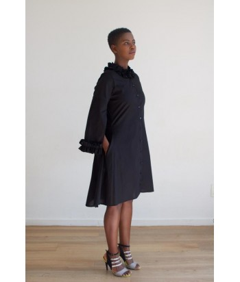 Wezi Shirt Dress