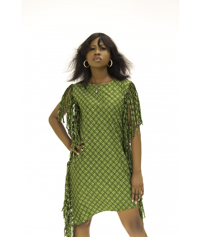 The beautiful and classic Tomi dress.