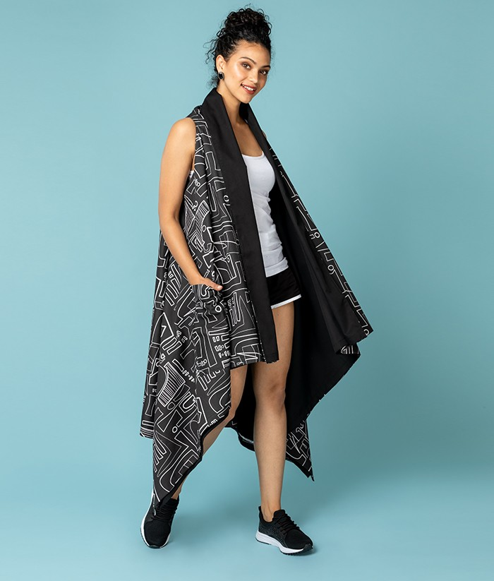 Lolo Coat | Lines and Crossroads