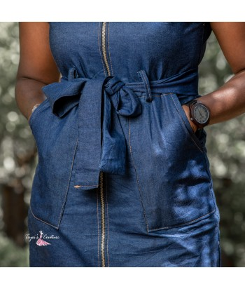 Blue Jeans Gown