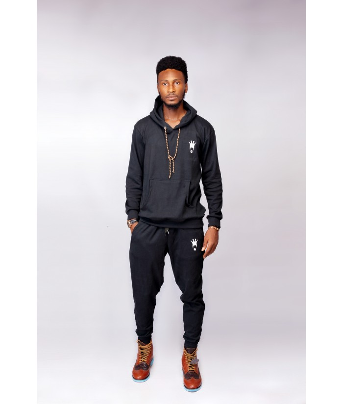 Kings 2 piece hoodie and Jogger