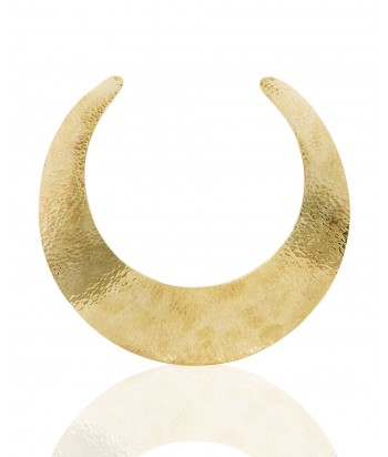 Lumusi Brass Statement Choker