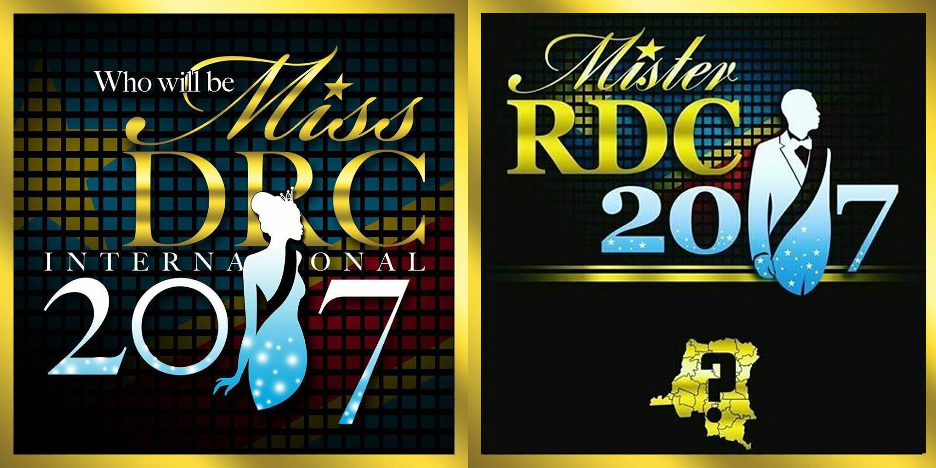 Who will be Miss and Mister DRC? First look at the 2017 contestants