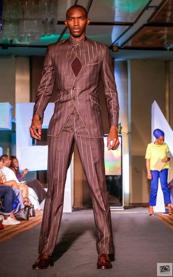 Fredy Manyongo -  Top African Male Model