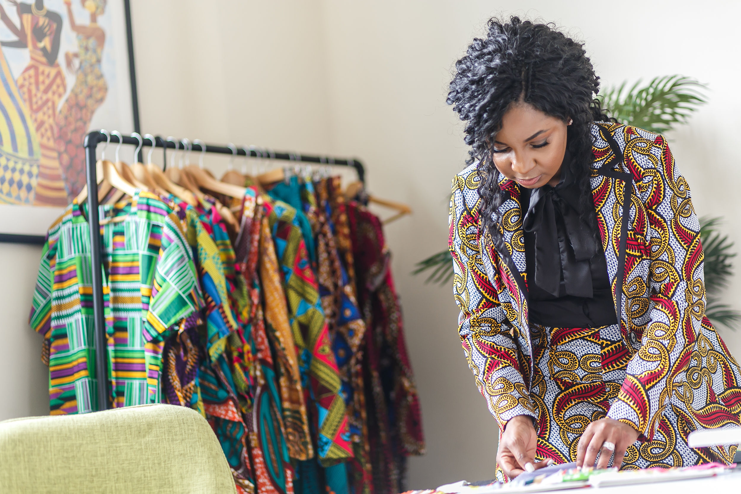 D'IYANU's CEO, Addie Elabor on the Shop Black Movement and Cultural Appropriation vs Cultural Appreciation