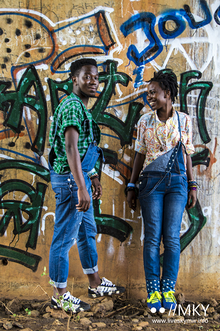 Siblings on a Mission to Transform Malawi's Fashion Industry