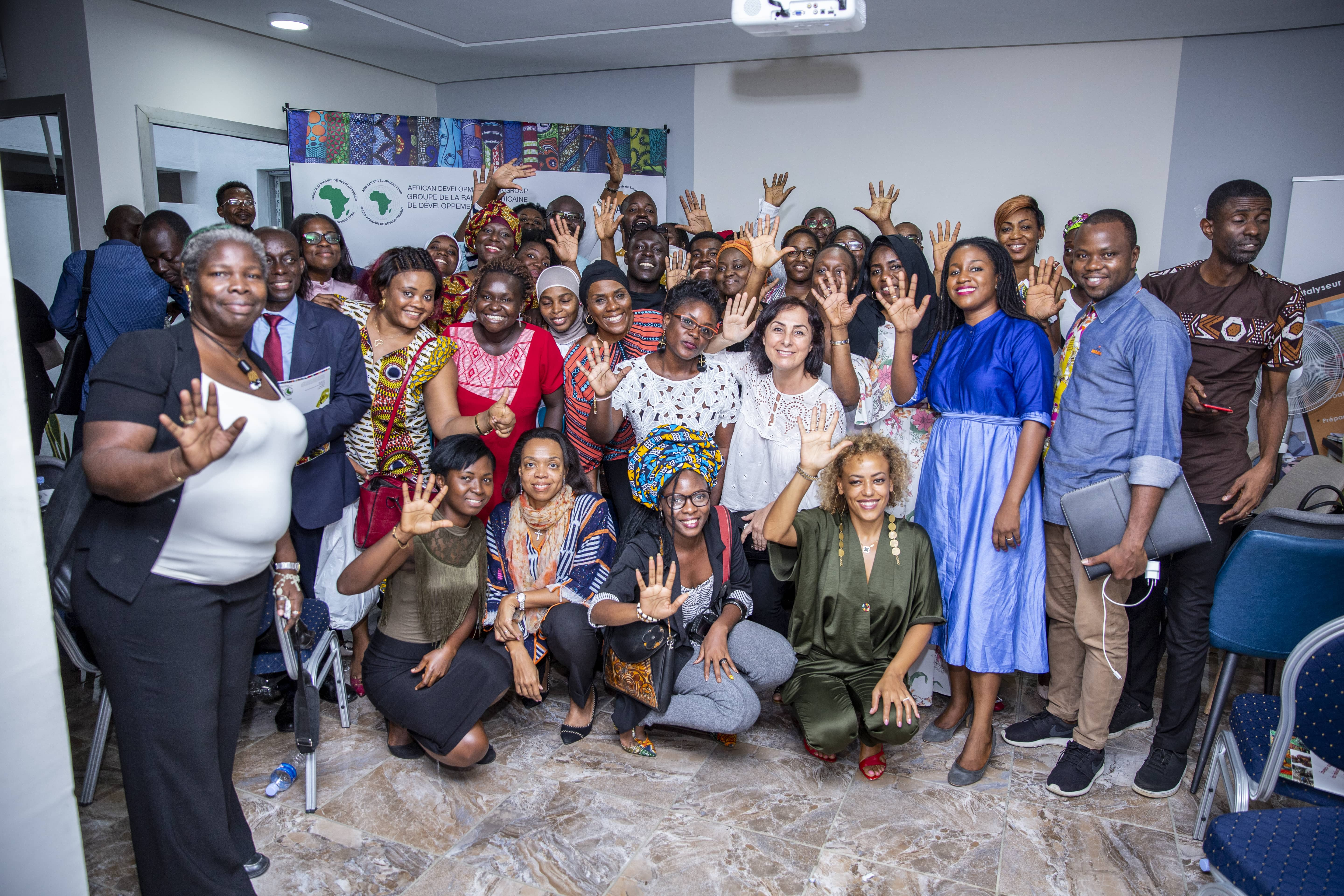 Fashionomics Africa Masterclass: Ivorian designers say Yes
